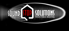 Sound Stop Solutions Logo